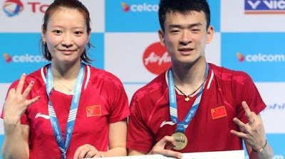 Zheng Siwei and Huang Yaqiong wins BWF