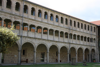 Monasterio de Santo Estevo (Orense) by Susana Cabeza