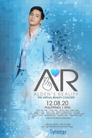 "GMA Network presents ""Alden's Reality,"" the first ever virtual reality concert in the Philippines"