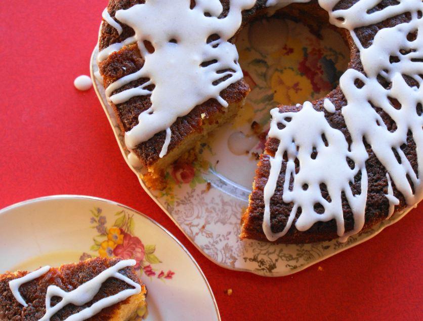 Korean Kumara Cake Recipe: Treat Me: Kumara And Cardamom Cake
