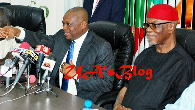 Kalu speaks on Oyegun, APC 'crisis'