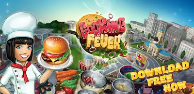 Cooking Fever Mod Apk Unlimited Coins Android Download