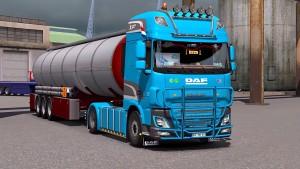 DAF XF Euro 6 by Ohaha