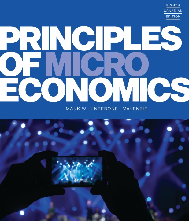 Principles of Microeconomics, Eighth Canadian Edition