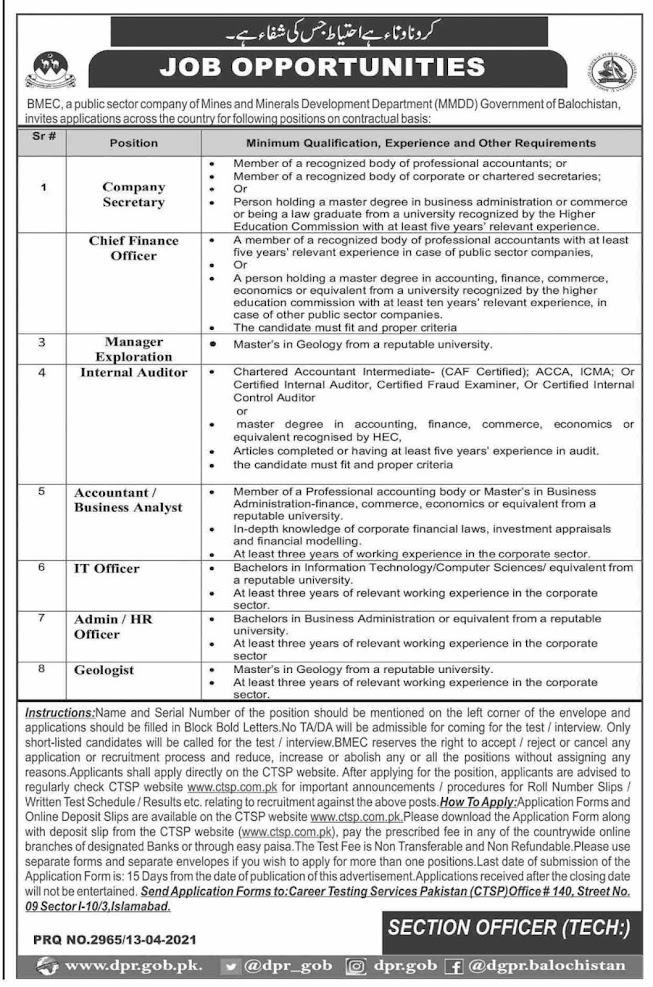 Government-of-Balochistan-Jobs-Vacancies-2021