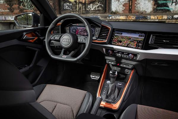Audi A1 é vice-líder de vendas na Europa, mas não terá sucessor