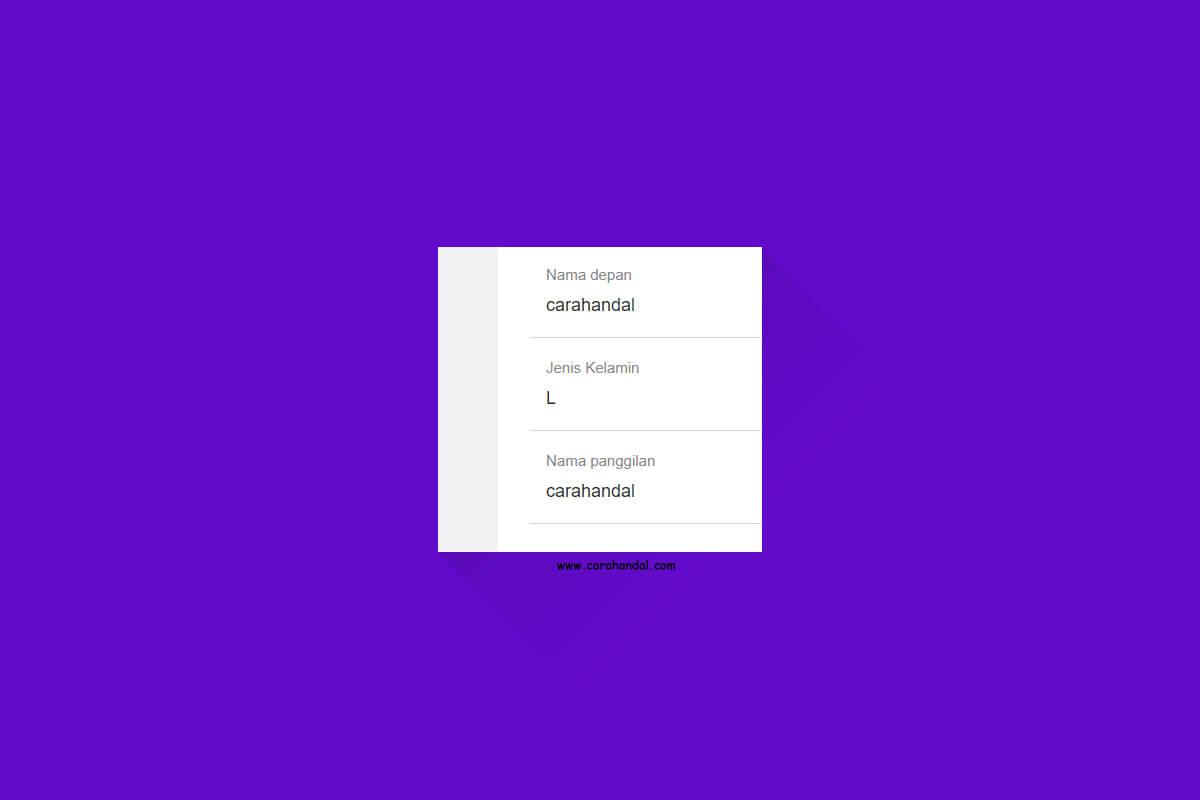 Cara Mengubah Nama Email Yahoo