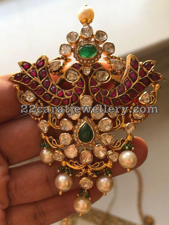 Pachi Work Opulent Pendant