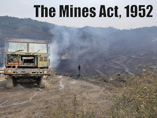 mines act 1952, hours and limitation notes