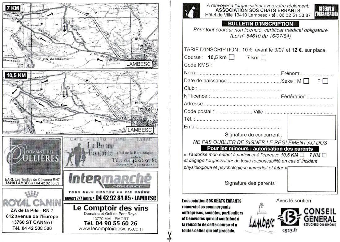 SOS Chats errants de Lambesc