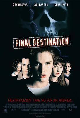 Final Destination [2000] [DVD R4] [Latino]