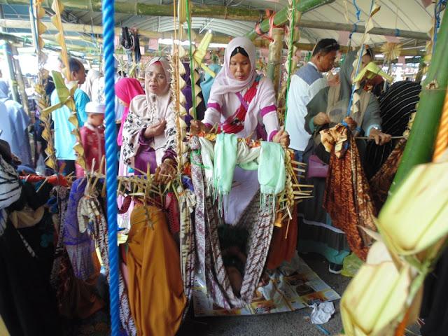 5.000 Orang Ikuti Baayun Maulid 2018 di Banua Halat Tapin