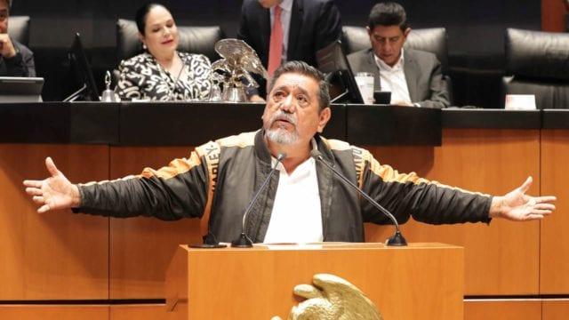 Candidatura de Salgado Macedonio es un acto de impunidad contra mujeres mexicanas: PRD