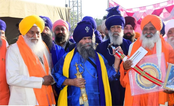 This historical heritage of the Sikhs would have vanished if Sant Seechewal taking with...