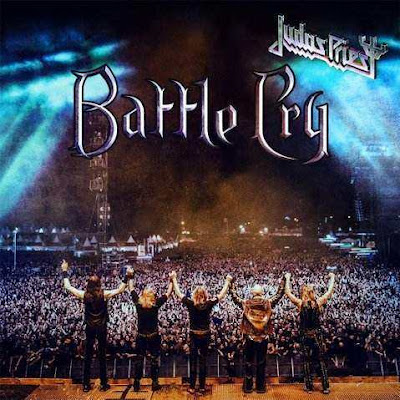 "Ο δίσκος των Judas Priest ""Battle Cry"""