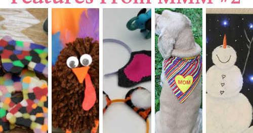 MMM #3 - Featuring: 5 Craft Ideas For Kids