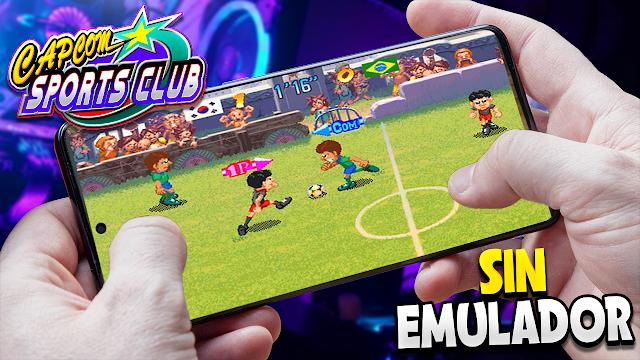 Capcom Sports Club (Neo Geo) Sin Emulador