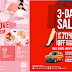 Love & Luck Shopping at SM City Masinag's 3-Day Sale