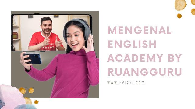 Apa Itu English Academy by Ruangguru