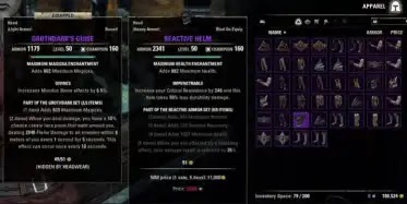 Failing To Increase Inventory Size, Elder Scrolls Online,ESO,