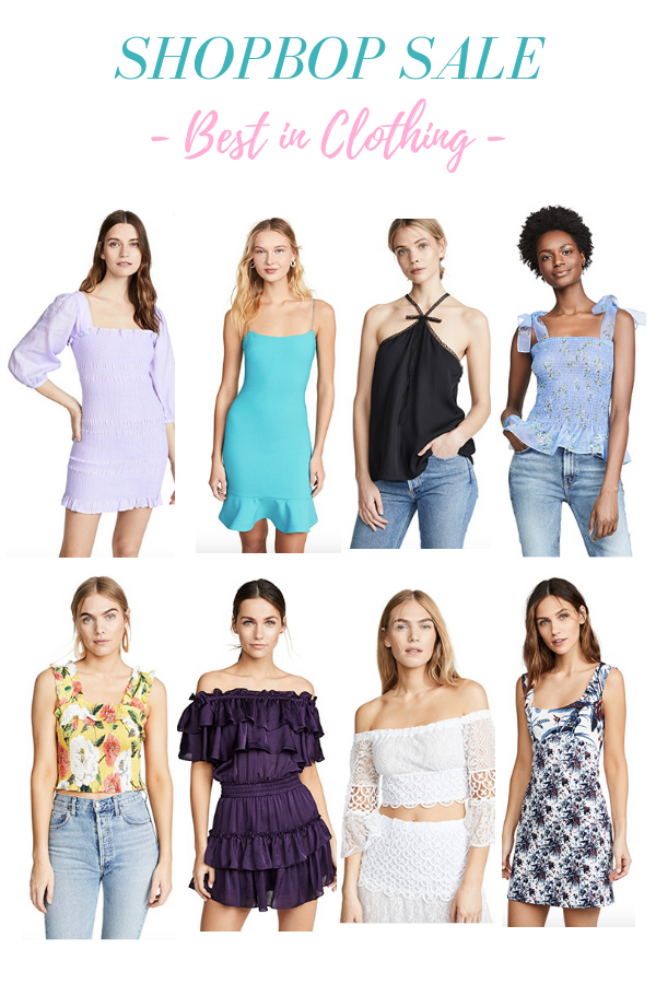 Best of The Shopbop Sale 2019