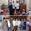 Ketua DPRD Fikar Azami Silaturahmi ke 4 Desa Sungai Liuk