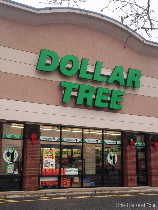 The Best Items to buy at Dollar Tree