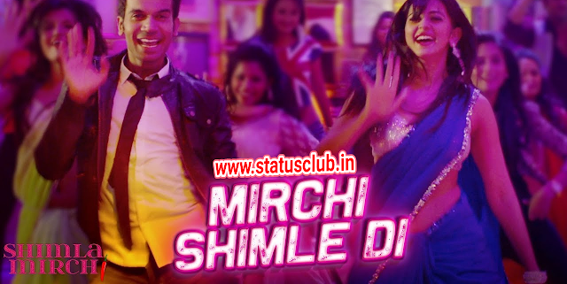 Mirchi Shimle Di Lyrics in Hindi | Meet Bros Anjjan Song Lyrics