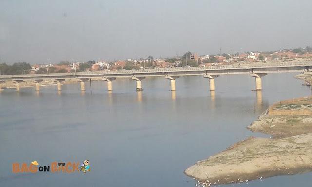 Ganga-Bridge-Kanpur