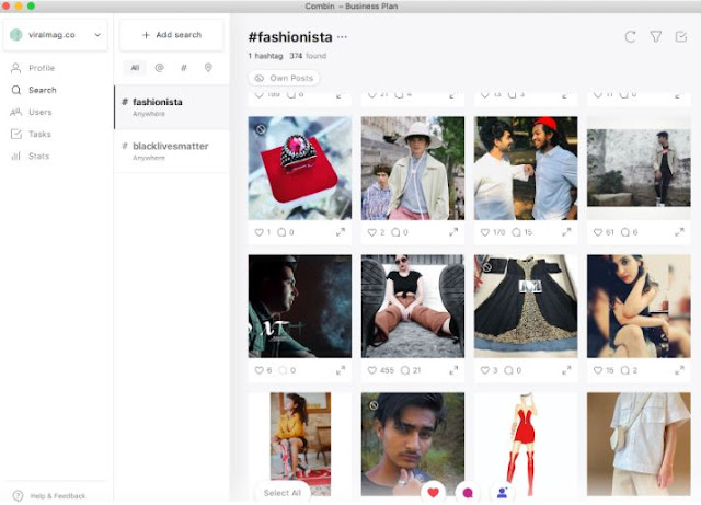 how to grow target audience instagram marketing social selling ig combin