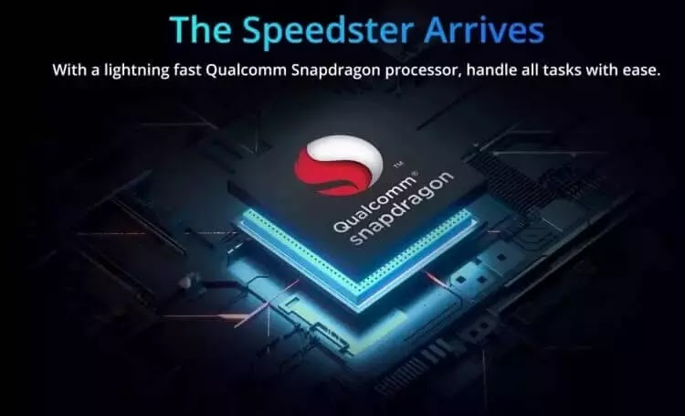 Powered by Snapdragon 712 chipset!