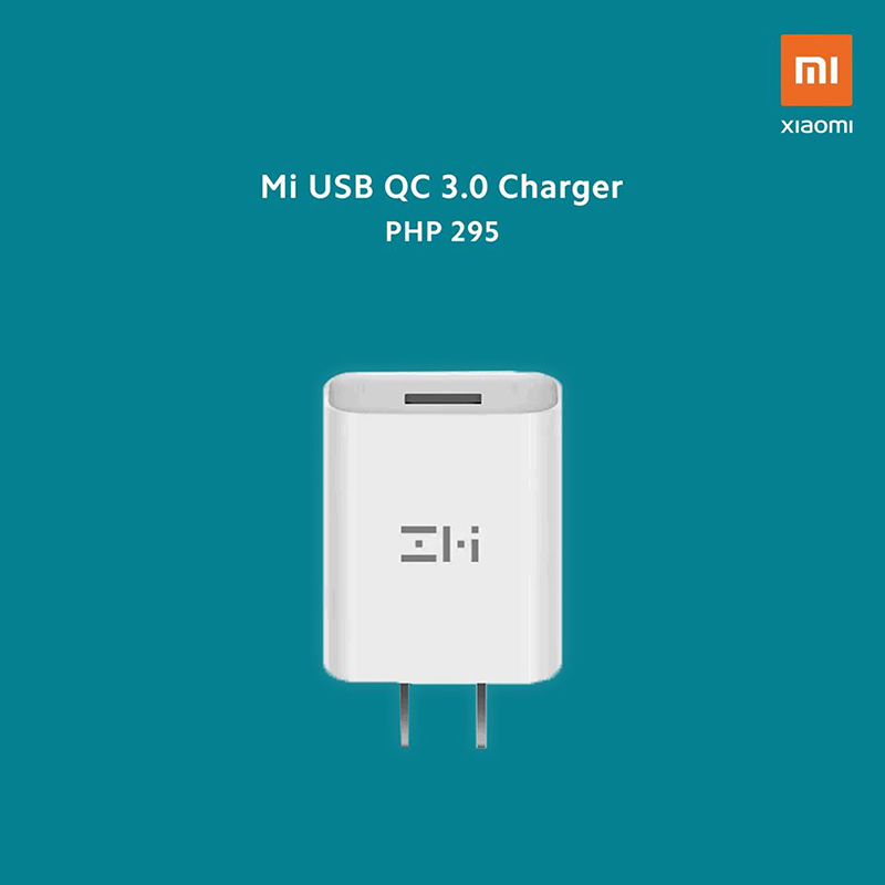 Mi USB QC 3.0 Charger