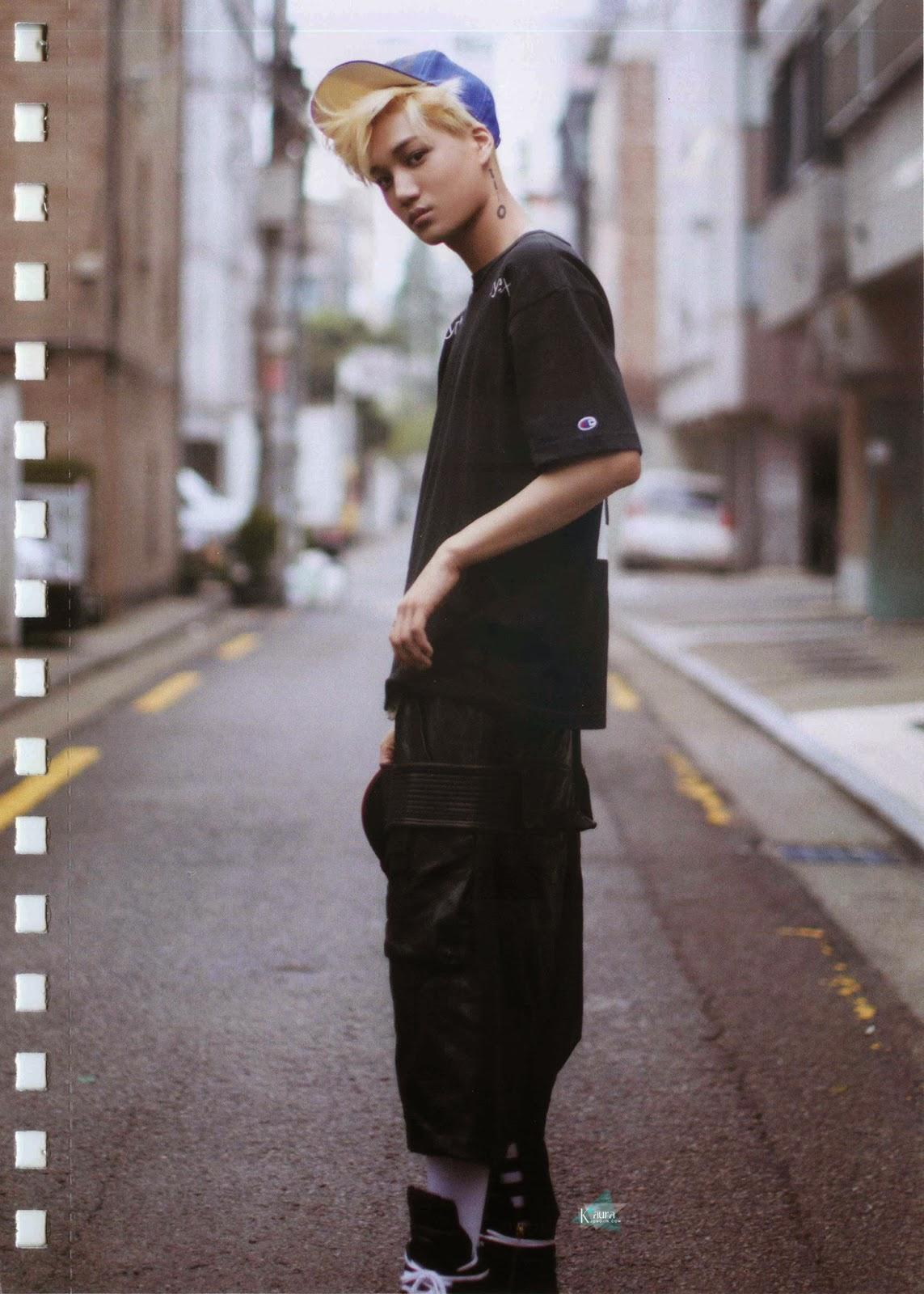 EXO PLANET Fakta Member EXO K