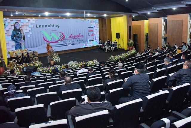 Launching Webdesaku, Inovasi yang Digagas Pemkab Purwakarta Untuk Program Desa Cerdas