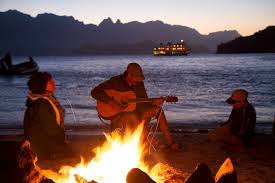 Campfire songs with the Family and Friends