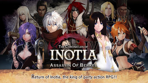 17 Game RPG Offline Android Terbaik 1 The Chronicles Inotia 4 Assasin Of Berkel