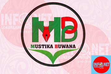 Lowongan Kerja Lampung Purchasing Order Mustika Buwana Stasindo