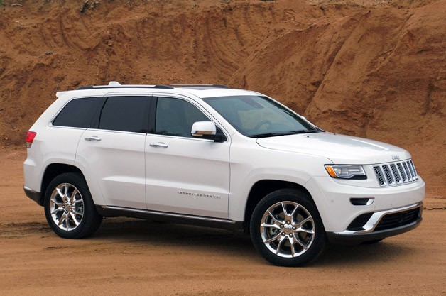 2014 Jeep Grand Cherokee Owners Manual | ahlicars