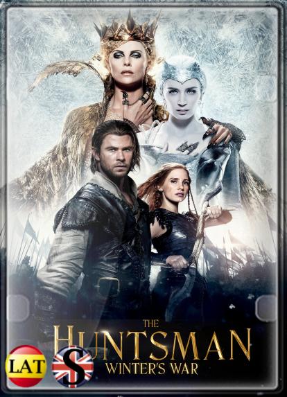 Blancanieves: El Cazador y la Reina del Hielo (2016) FULL HD 1080P LATINO/INGLES