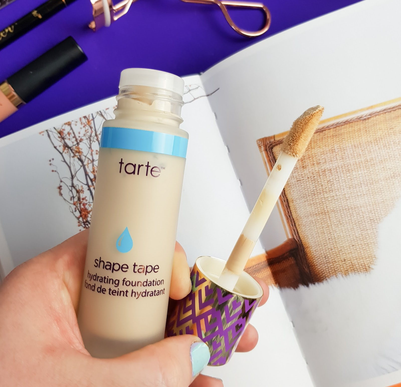 Tarte Make Up Shape Tape Hydrating Foundation