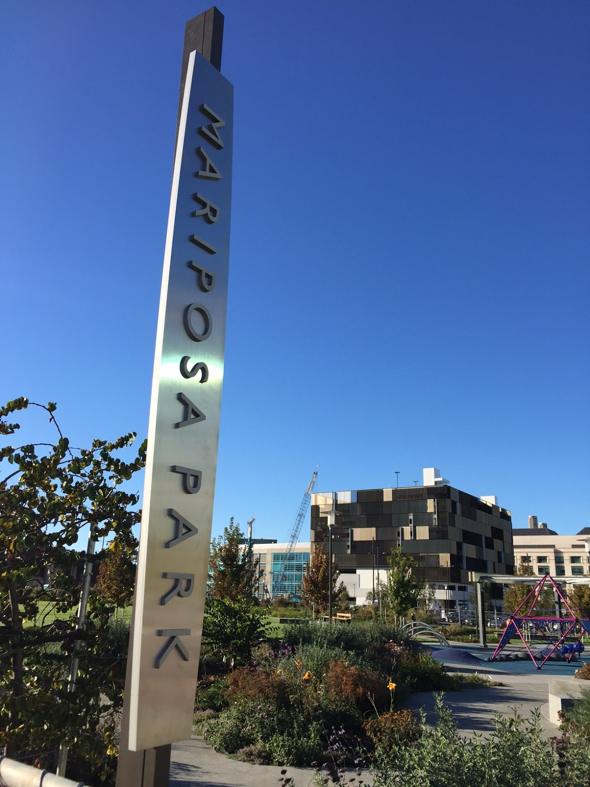 New Mission Bay Kids' Park Opens Friday!