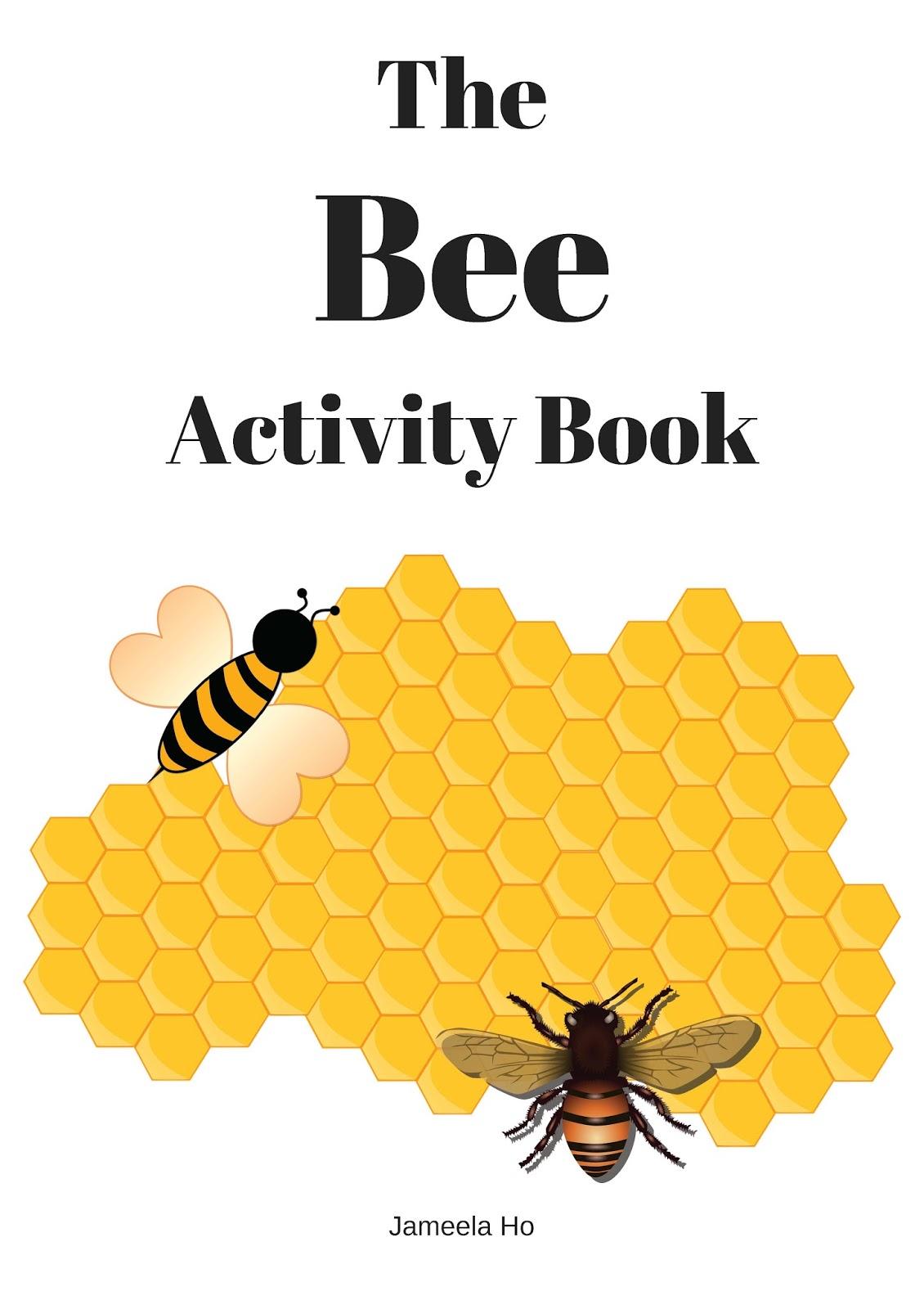 Ilma Education Free Printable Bee Activities