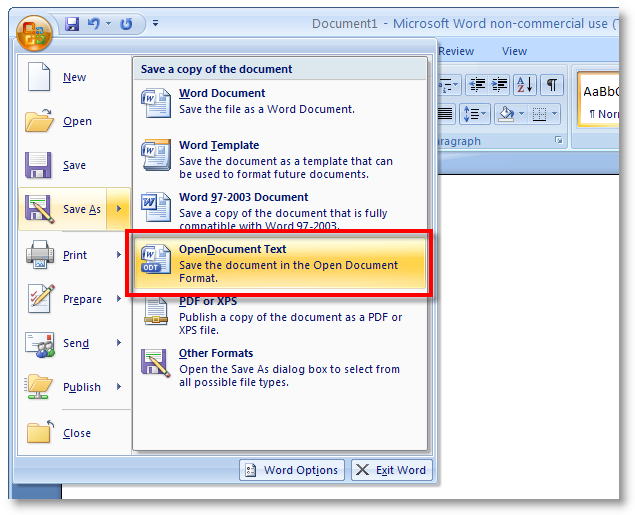 microsoft window office 2007 free download