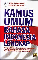 KAMUS UMUM BAHASA INDONESIA LENGKAP