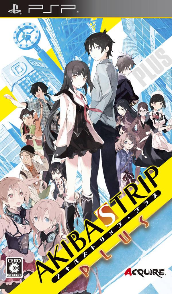 Akibas Trip Plus - PSP - ISO Download
