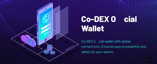 Co-DEX  platform