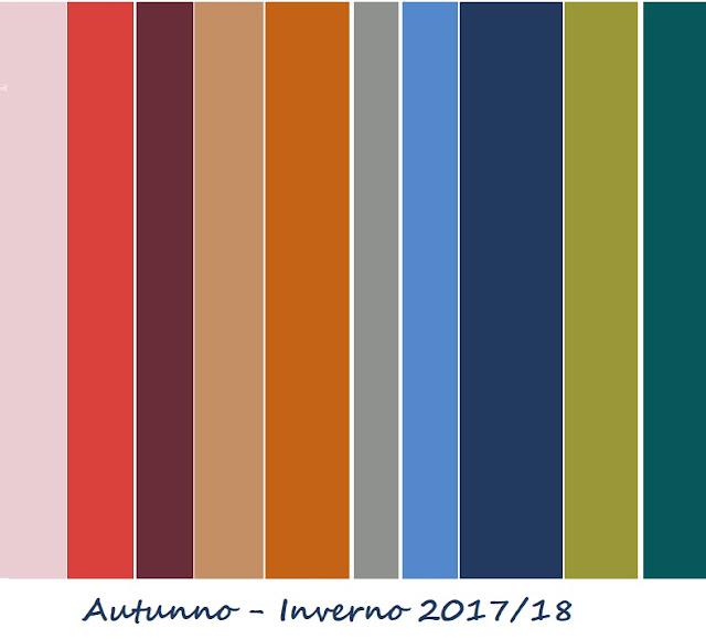 New fashion style moda autunno inverno le tendenze e i for Colori moda inverno 2018