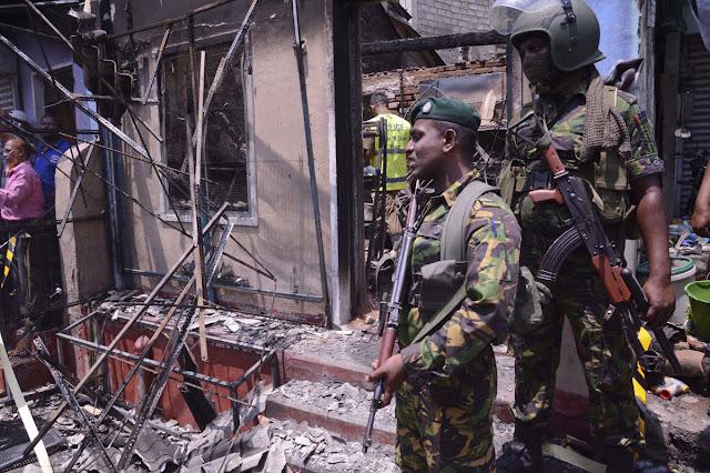 Sri Lanka blocks social media as anti-Muslim rioting flares