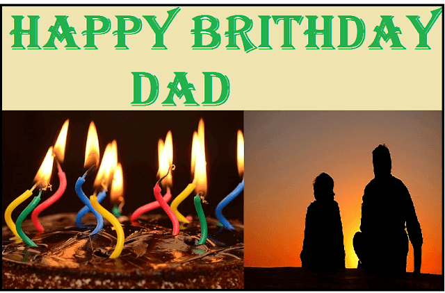 Happy brithday dad