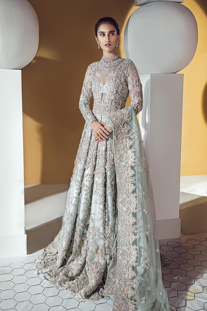 Suffuse by Sana Yasir Embellished Wedding Dress for Pakistani Weddings